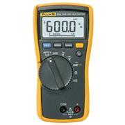 Digitale multimeter FLUKE 114 TRMS AC 6000 Cijfers 600 VAC 600 VDC