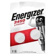 Lithium Knoopcel Batterij CR2450 3 V 2-Blister