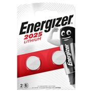 Lithium Knoopcel Batterij CR2025 3 V 2-Blister