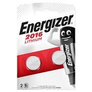 Lithium Knoopcel Batterij CR2016 3 V 2-Blister