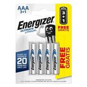Lithium Batterij AAA 1.5 V Ultimate 4-Promotional Blister