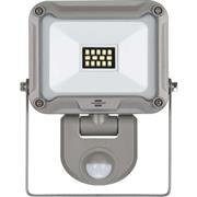 LED Floodlight met Sensor 10 W 900 lm Grijs