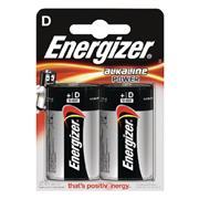 Alkaline Batterij D 1.5 V Power 2-Blister