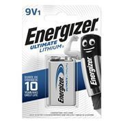 Lithium Batterij 9V 9 V Ultimate 1-Blister