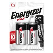 Alkaline Batterij C 1.5 V Max 2-Blister