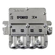 Satelliet Splitter F-Connector 8.5 dB / 5-2400 MHz - 3 Uitgangen