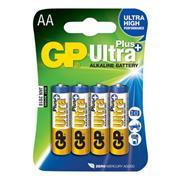 Alkaline Batterij AA 1.5 V Ultra+ 4-Blister