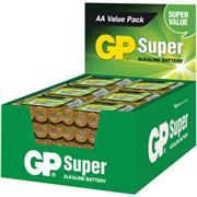 Alkaline Batterij AA 1.5 V Super 192-Display