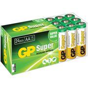 Alkaline Batterij AA 1.5 V Super 24-Doos