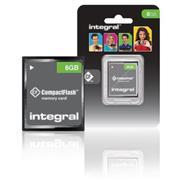 CF (Compact Flash) Geheugenkaart 8 GB
