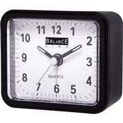 Balance | Alarm Clock | Analogue | Black