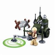 Bouwstenen WWII Serie Allied Minesweeper