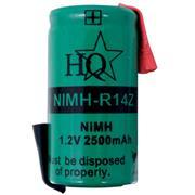 Oplaadbare NiMH-Batterij 1.2 V 2500 mAh 1-Pack
