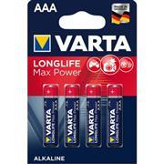 Alkaline Batterij AAA 1.5 V Max Tech 4-Blister