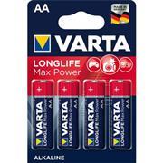 Alkaline Batterij AA 1.5 V Max Tech 4-Blister
