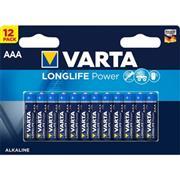 Alkaline Batterij AAA 1.5 V High Energy 12-Pack
