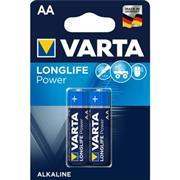 Alkaline Batterij AA 1.5 V High Energy 2-Blister