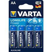 Alkaline Batterij AA 1.5 V High Energy 4-Blister