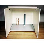 Sanitair Lekbak 44 - 59 cm