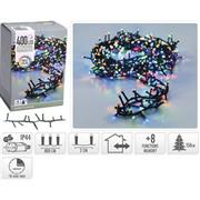 MICRO CLUSTER CHRISTMAS LIGHTS | 400 LED | 8 METER | MULTI COLOUR